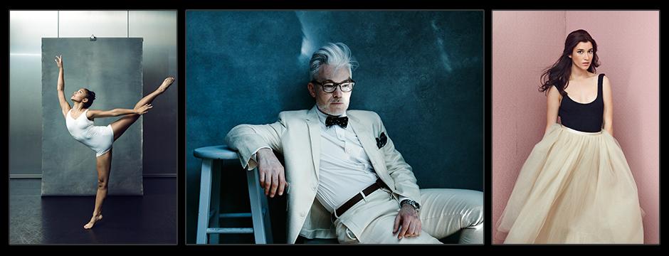 How I Light: The Gradual Development of Felix Kunze's Soft and Polished Portraiture   Rangefinder