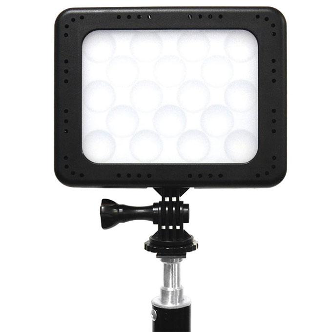 Lowel Go Lite Compact LED Light On Camera Lighting 10 Step Dimming BARND NEW