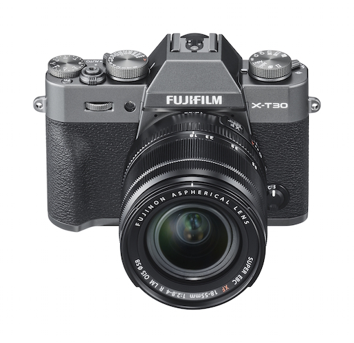 Fujifilm's X-T30 Delivers Rapid Autofocusing & DCI 4K Video for Under $1,000