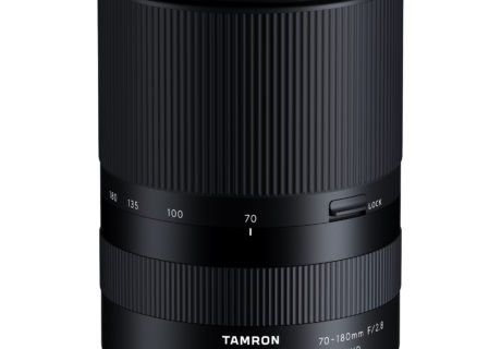 Tamron's Affordable 70-180mm F/2.8 Zoom Announced