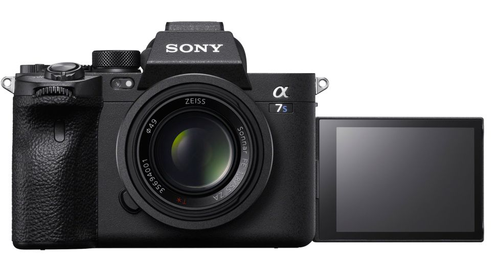 The Sony a7S III camera