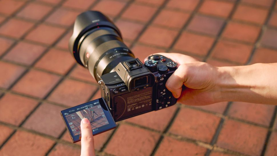 At 12.1mp, the video camera has the same resolution as its predecessors.