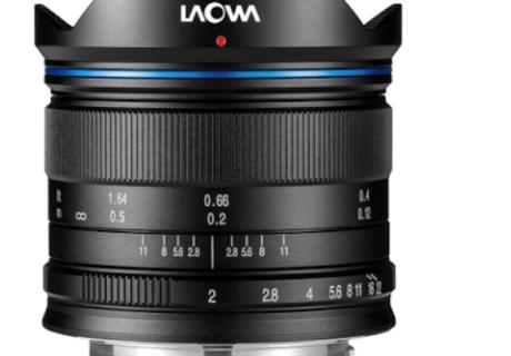 Venus Optics Automatic Aperture Version of Laowa 7.5mm f/2 MFT is Here